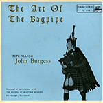 Art of the Bagpipe