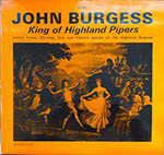 King of Highland Pipers
